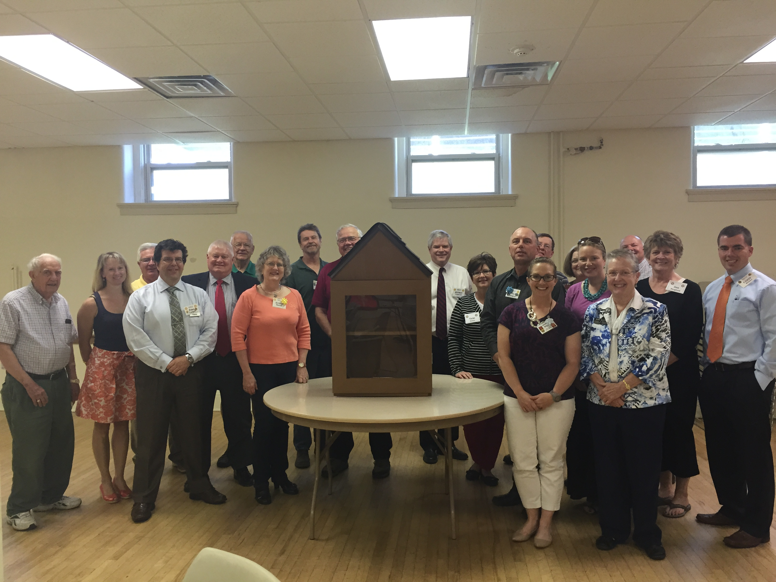 Boone Rotary Lending Library