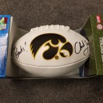 Iowa Football Auction 2016