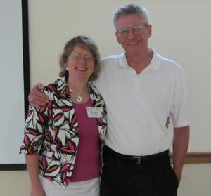 Susan and Doug